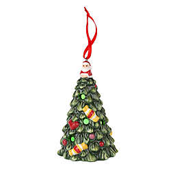 Spode® Christmas Tree LED Ornament