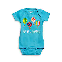 Sara Kety® Cotton Bodysuit in Bright Turquoise