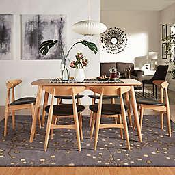 iNSPIRE Q® Paloma Mid-Century 7-Piece Dining Set