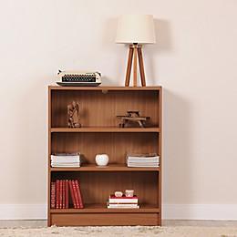 Manhattan Comfort Greenwich 3-Shelf Grande Bookcase