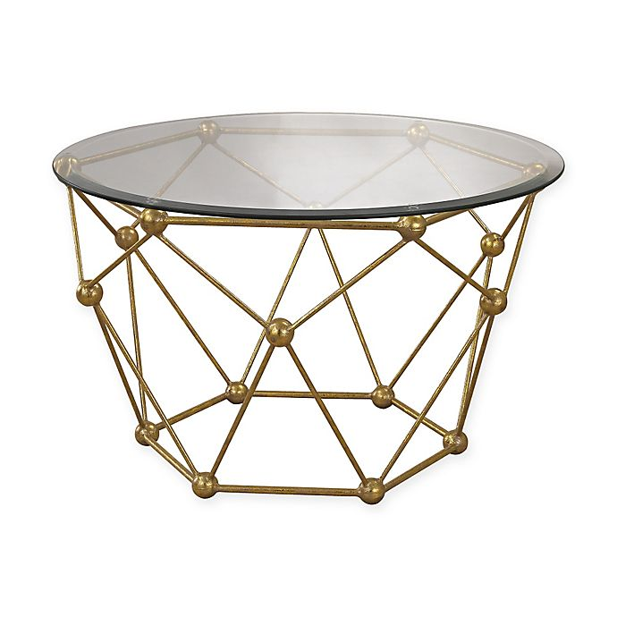 Alternate image 1 for Sterling Industries Molecular Round Accent Table