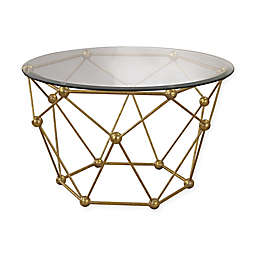 Sterling Industries Molecular Round Accent Table