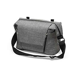 Stokke® Stroller Changing Bag V2 in Black Melange