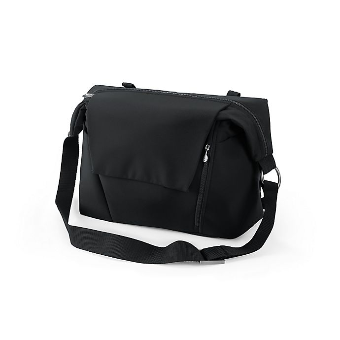 Alternate image 1 for Stokke® Stroller Changing Bag V2 in Black