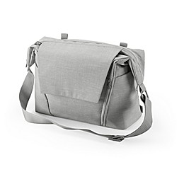 Stokke® Stroller Changing Bag V2 in Grey Melange
