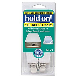 hold on!™ Air Bed Straps (Set of 4)