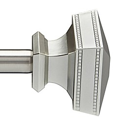 Umbra® Allegro Quincy Curtain Rod Set