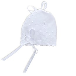 Elegant Baby® Christening Collection Heirloom Bonnet