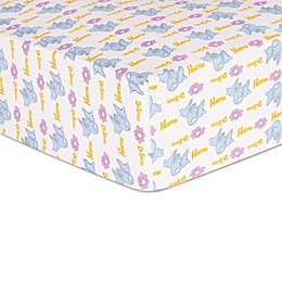 Trend Lab ® Dr. Seuss™ Horton Deluxe Flannel Crib Sheet