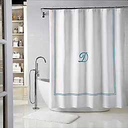 Wamsutta® Baratta Personalized Shower Curtain