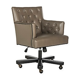 Safavieh Chambers Desk Chair in Brown