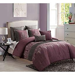 VCNY Grace 7-Piece Comforter Set