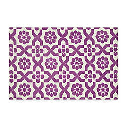 Loloi Rugs Piper Rug in Plum Fairies