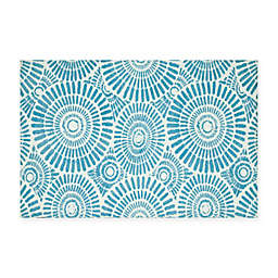 Loloi Rugs Piper Rug in Sky Blue