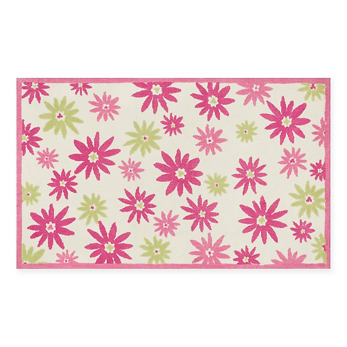 Alternate image 1 for Loloi Rugs Piper Rug in Pink/Green