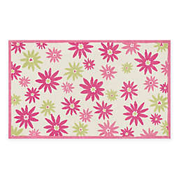 Loloi Rugs Piper Rug in Pink/Green