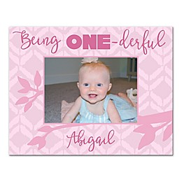 "Pied Piper Creative ""Being One-derful"" Canvas Wall Art"