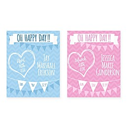 Pied Piper Creative Happy Day Canvas Wall Art
