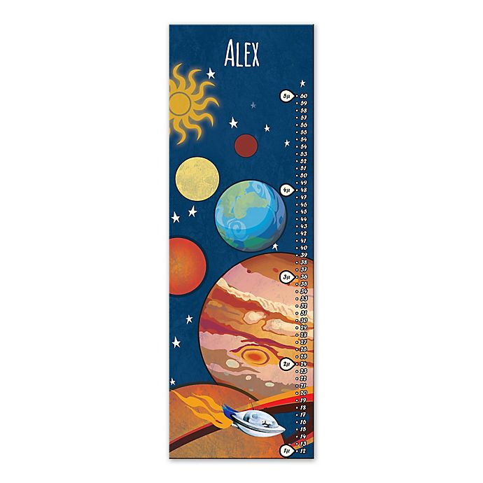 Alternate image 1 for Space Canvas Growth Chart