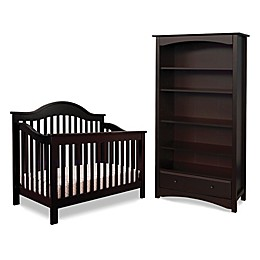 DaVinci Jayden Nursery Furniture Collection in Ebony