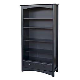 DaVinci Jayden Bookcase in Ebony