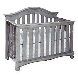 Westwood Design Meadowdale Wood 4-in-1 Convertible Crib in Cloud
