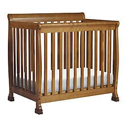 DaVinci Kalani 4-in-1 Convertible Mini Crib in Chestnut