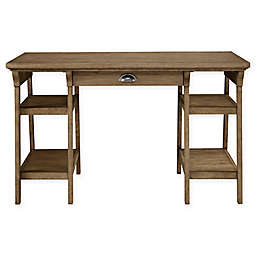 Stone & Leigh by Stanley Furniture Driftwood Park Desk in Sunflower Seed