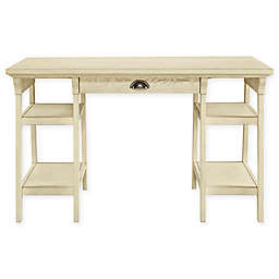Stone & Leigh by Stanley Furniture Driftwood Park Desk in Vanilla Oak