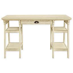 Stone & Leigh™ Driftwood Park Desk in Vanilla Oak