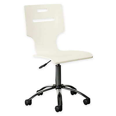 Stone & Leigh by Stanley Furniture Clementine Court Desk Chair in White