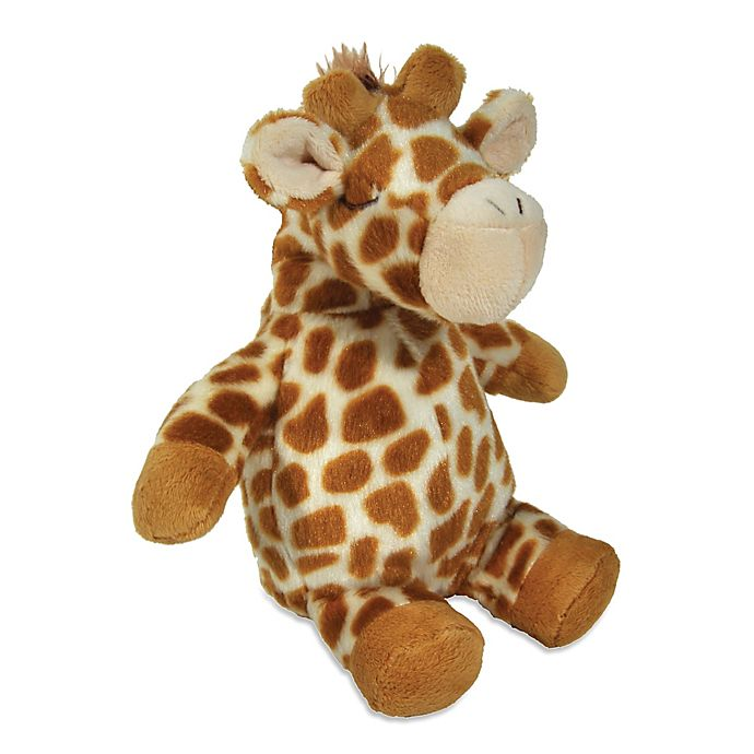 Alternate image 1 for Soothing Sounds Gentle Giraffe On the Go™ Stuffed Animal by cloud b