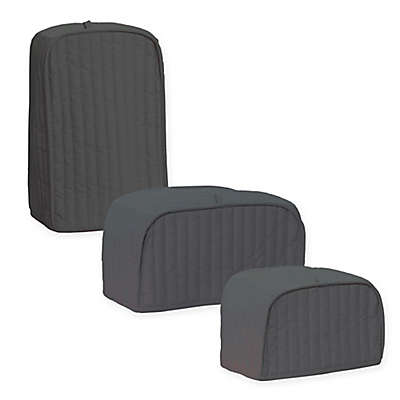 Ritz® Quilted Kitchen Appliance Cover in Graphite