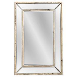 Bassett Mirror Company 32-Inch x 47-Inch Pompano Mirror