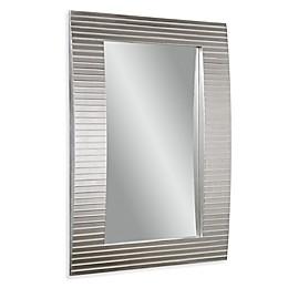 Bassett Mirror Company 38-Inch x 52-Inch Tambour Mirror