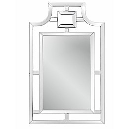 Bassett™ Bonifacio Wall Mirror in Clear