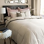 Nikki Chu ISRA White Down King Comforter in Clay