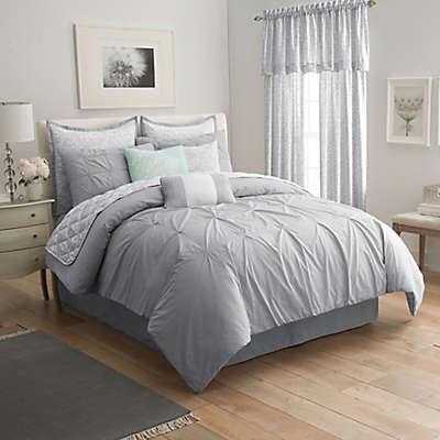 Bleecker Street Comforter Set