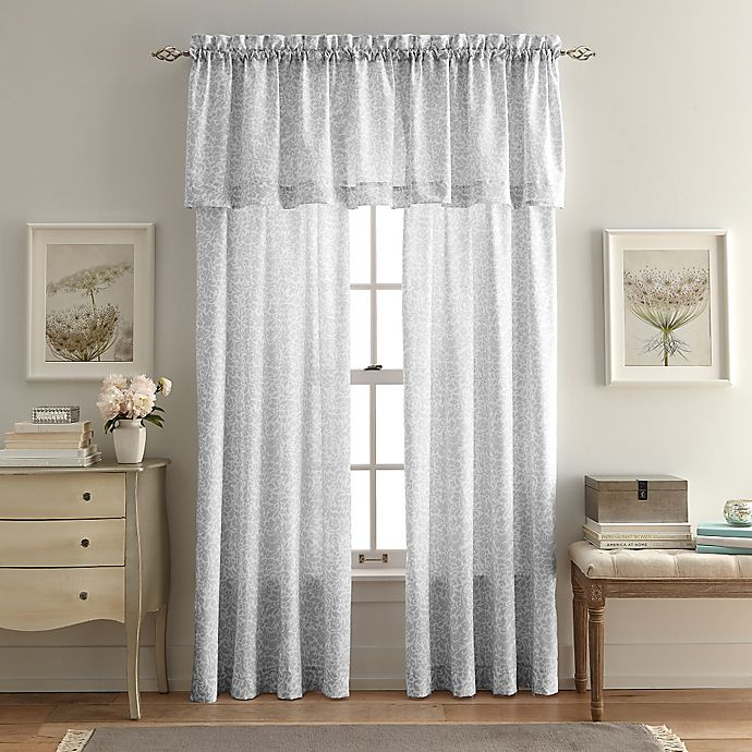Alternate image 1 for Bleecker Street Window Curtain Valance