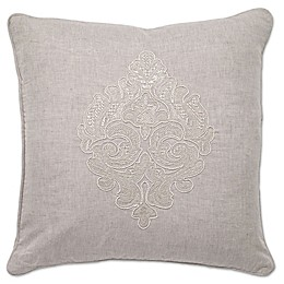 Aura Empress Throw Pillow in Natural