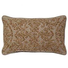 Aura Rectangle Throw Pillow