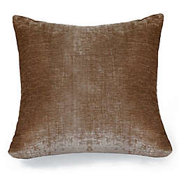 Erlene Home Fashions Victoria Velvet Square Throw Pillow