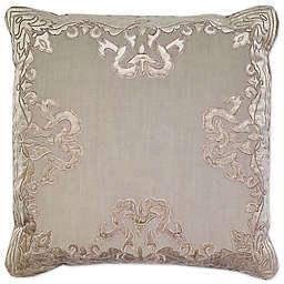 Aura Aviva Velvet 20-Inch Square Throw Pillow