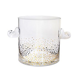Fitz and Floyd® Luster Ice Bucket in Gold