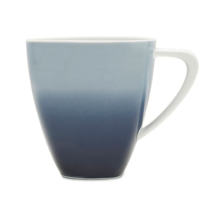 Alternate image 1 for Mikasa® Naya Mug in Blue Ombré