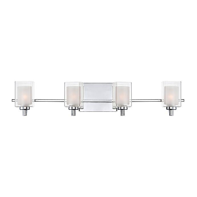 Alternate image 1 for Quoizel Kolt 4-Light LED Bath Fixture