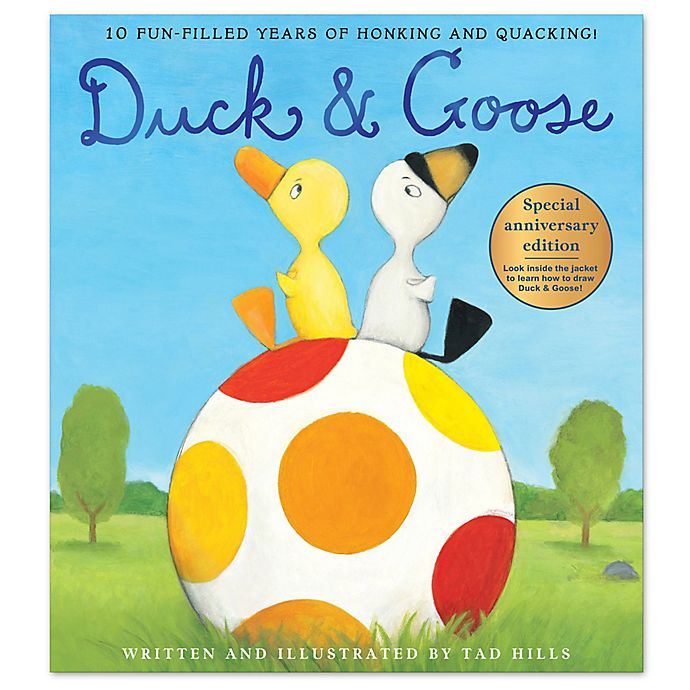 Alternate image 1 for Duck & Goose Special Anniversary Edition Book