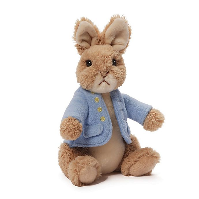 Alternate image 1 for Gund® Peter Rabbit Plush Toy