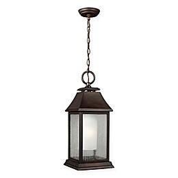 Feiss® Shepherd 1-Light Outdoor Pendant