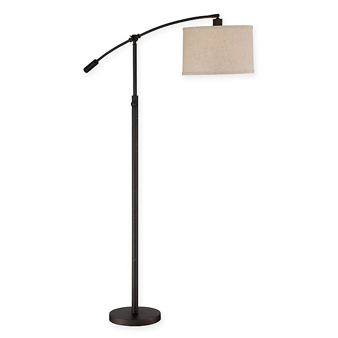 Quoizel Clift Swing Arm Floor Lamp Bed Bath Beyond